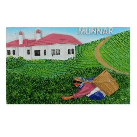 Munnar Scenic Beauty Scenery Mould