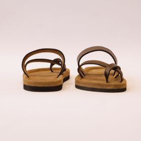 FAG1009 Leather Sandal